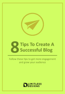 8 Tips To Create A Successful Blog Book Cover
